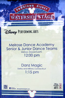 Danz Magic in Disney World